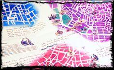 map detail | por A la Carte Maps