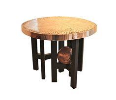 Ado Chale - Copeaux Table by Ado Chale