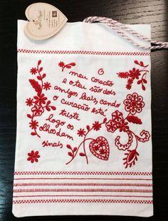 Scent Bag - Saco de Cheiros by Suspiro de Algodão #AlfamaShop Gifts & Souvenirs