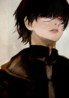 Kaneki Ken | Black Reaper, One-eyed King