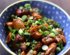 Easy Healthy Dinner Ideas - Paleo Orange Chicken - Click Pic for 38 Easy Healthy Dinner Recipes