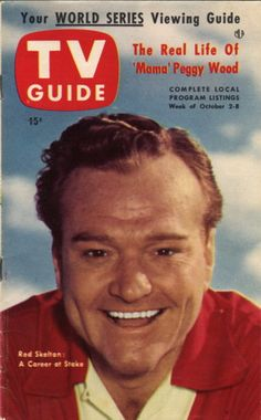 Red Skelton  October 2-8 1953