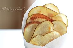 potato chips in a healthy kind of way. trying this immediately!