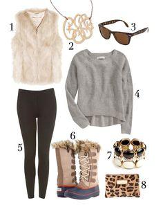 must buy more fur vests