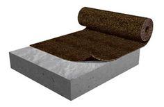 Rubber Cork Underlayment - RubberFlooringInc