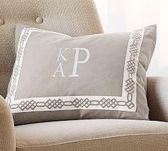 Throw Pillows, Accent Pillows & Outdoor Throw Pillows   Pottery Barn