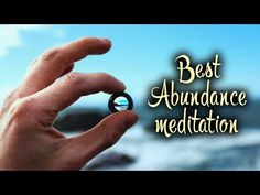 Abundance meditation Abraham Hicks NO ADS - YouTube