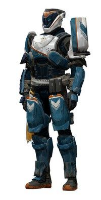 Destiny PlayStation-Exclusive Titan Armor: Jovian Guard... it looks soo awesome but I'm an xbox player :(