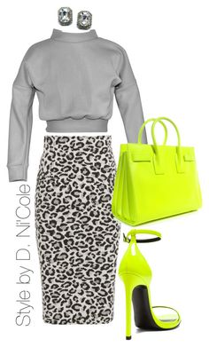 """""""Untitled #1552"""" by stylebydnicole ❤ liked on Polyvore"""