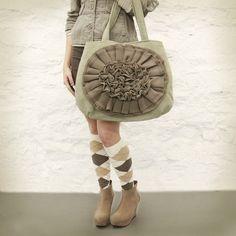Sage Green handbags - FUN FUN FUN