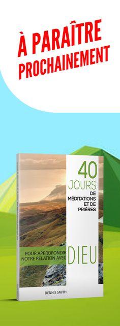 Le 2e volet de la collection de méditations et de prières de Dennis Smith. Il comprend 40 jours de réflexions quotidiennes visant à renforcer votre relation avec Dieu et vous encouragera à accompagner celles et ceux qui sont en recherche d'espérance.