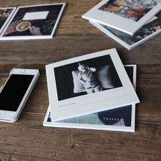 Awesome round-up of ways to use your digital photos -- books, prints, gifts and more.