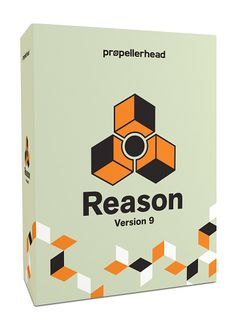 Propellerhead Reason 9 is a powerful music production software tool, which is user friendly and will have you making tracks in no time at all. Reason's software comes loaded with a massive collection of instruments, sounds and effects; along with integrated collaboration tools and a studio grade mixing console modelled on the renowned analogue SSL 9000k* mixing desk.