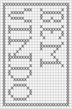 meu primeiro tapete bem vindo achei um pouco dificil trabalhar com dois barbante ao mesmo tempo e seguir a tabela, ufa mas saiu ... Free Crochet Doily Patterns, Filet Crochet Charts, Crochet Borders, Crochet Squares, Crochet Doilies, Beading Patterns, Love Crochet, Crochet Baby, Knit Crochet