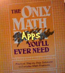 """evangelizing the (digital) natives - edtech, math, and leadership: iOS Ed-ssentials: """"The Only Math [Apps] You'll Ever Need"""""""