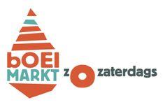 Logo voor de markt in Den Helder. In samenwerking met Marcel Jansen van Strøm Creative Marketing.