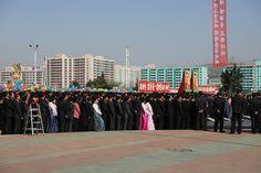 Waiting for Kim Jong Un