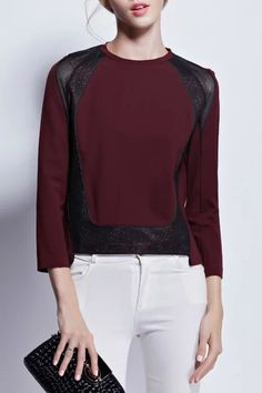 zaful   long sleeve sweatshirt