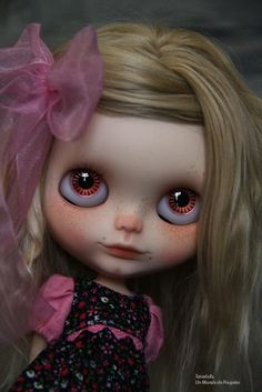 Taradoll, un monde de poupées