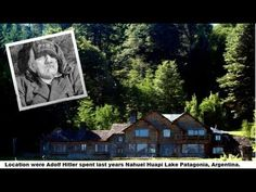 EUF: Hitlers Escape to Argentina where he lived in until 1962 - YouTube