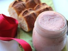 Cranberry Honey Butter | via Kelsey's Kitchen