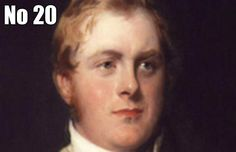 No 20   Frederick Robinson Viscount Goderich Tory 1827 to 1828