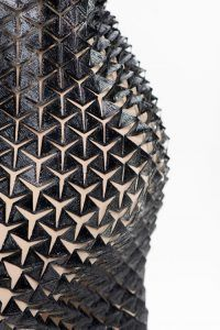 3D Printed Dress, LOOM – Parametric Architecture
