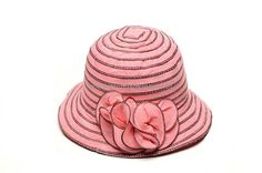 Prom Lady Hats VO18 pink