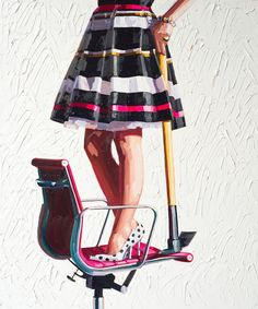 """See pictures from Kelly Reemtsen's new exhibit, """"Smashing."""""""