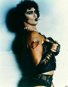 tim curry as dr. frank-n-furter ~ rocky horror picture show