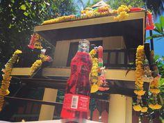 Gods believe in #Fanta.  #buddhism #thailand #believe #kohmook