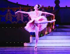 Dancer Gabrielle Thurlow in 'The Nutcracker,' part of Pittsburgh Ballet Theatre's 2013-14 season.