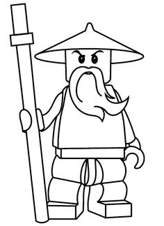 Coloring pages Lego Ninjago – Printable Coloring Pages Online. Create coloring b… Coloring pages Lego Ninjago – Printable Coloring Pages Online. Create coloring book to [. Ninjago Coloring Pages, Printable Coloring Pages, Lego Ninjago Sensei Wu, Coloring Pages For Kids, Coloring Books, Colouring, Ninja Birthday Parties, Ninjago Party, Lego Printable
