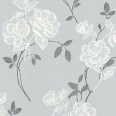 Buy floral print roller blind from the next uk online shop lutece paste the wall floral grey wallpaper departments diy at bq mightylinksfo