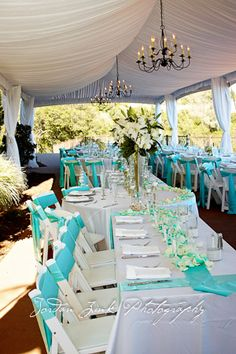 Tiffany Blue Wedding Amy This One S For You
