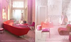 Amber Gray's stunning ad campaign for ABC Carpet and Home | AH NEWS