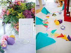 Handmade Geometric Wedding: Lindsay + Brian | Green Wedding Shoes Wedding Blog | Wedding Trends for Stylish + Creative Brides