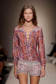 Isabel Marant S/S 2013 Paris Fashion Week