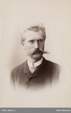 Herman Major Backer  Oslo, Norway  1890 (approx.)  Architect