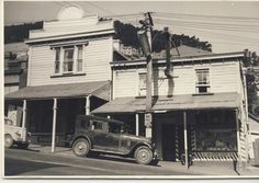 Images in Lyttelton Museum's photographic collection. Oxford Street, Local History, New Zealand, Maine, Home And Family, The Past, Museum, Gallery, Dining