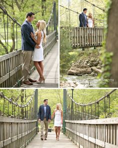 Andrea and Mike's E-session  Uptown Charlotte, NC