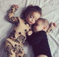 baby, boy, cutie, family, girl, love, sleep, diyara sh - image