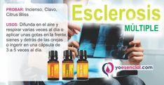 Aceites esenciales esclerosis múltiple