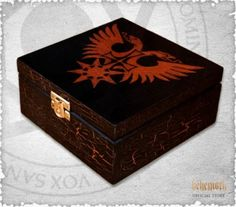 Behemoth Logo jewel case - black