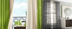 decoracion con cortinas - Buscar con Google