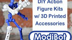Design Your Own, Action Figures, 3d Printing, Puzzles, Prints, Diy, Wood, Imagination, Accessories