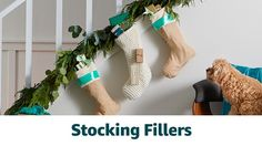 Gifts for Everyone | Amazon.co.uk Gift Finder Top Gifts, Best Gifts, Gift Finder, Stocking Fillers, Christmas Stockings, Unique Gifts, Holiday Decor, Amazon, Needlepoint Christmas Stockings