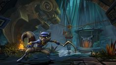 Short Animated Prequel to Sly Cooper: Thieves In Time
