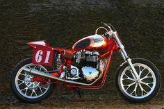 Triumph Flat Tracker