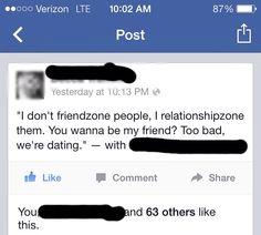 Relationshipzoning